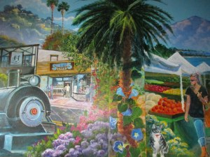 Mural by Kevin Anderson