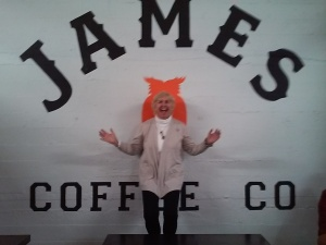 James Coffee Helen James